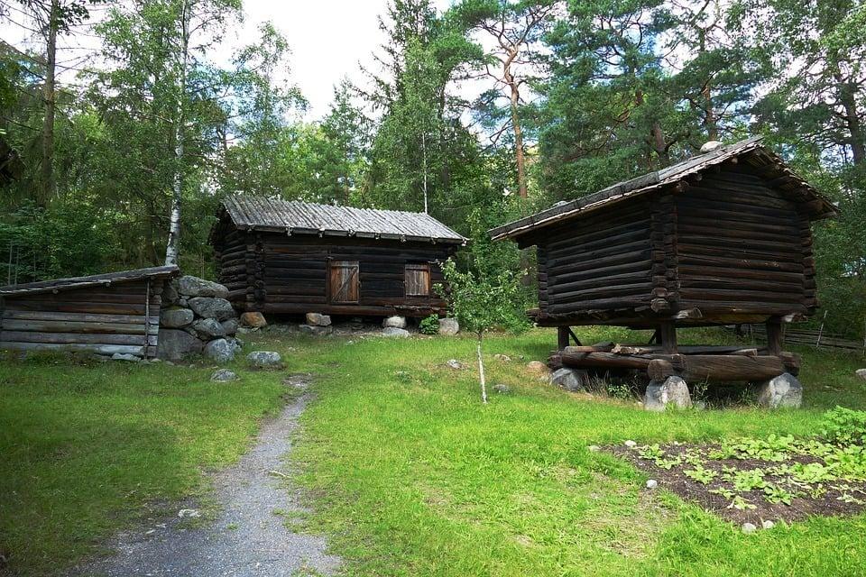 Skansen Open Air Museum