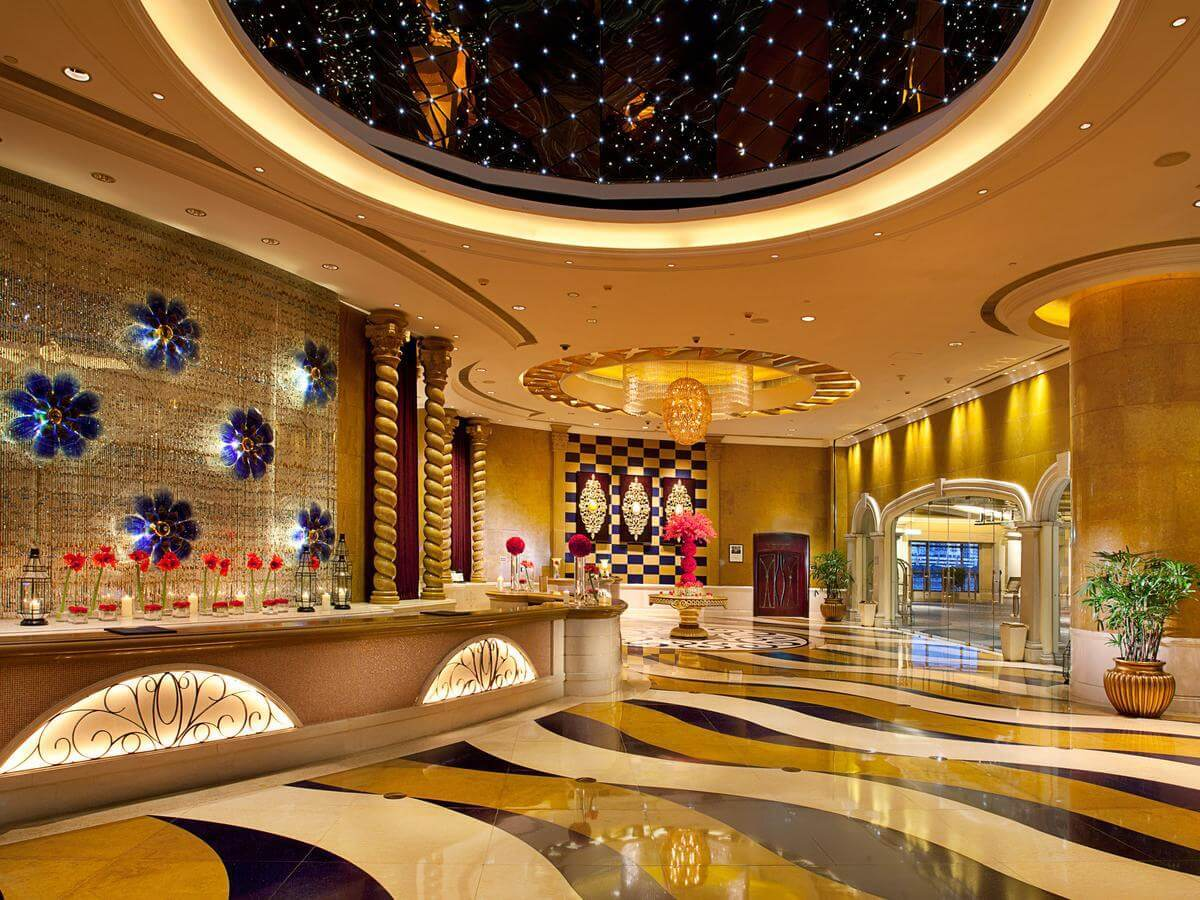 best luxury hotel in macau