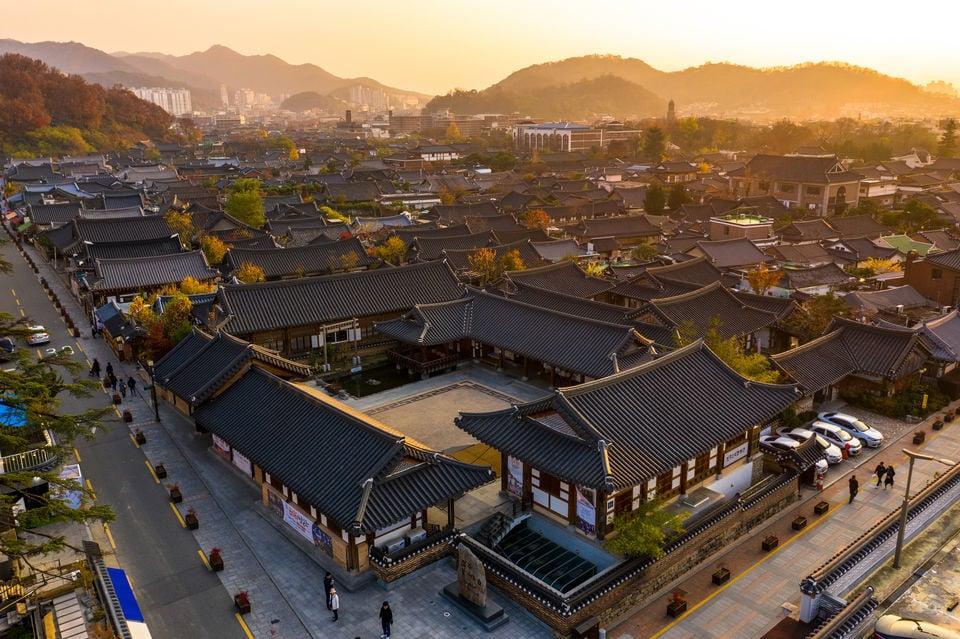 South Korea Jeonju, Pyeongchang and More
