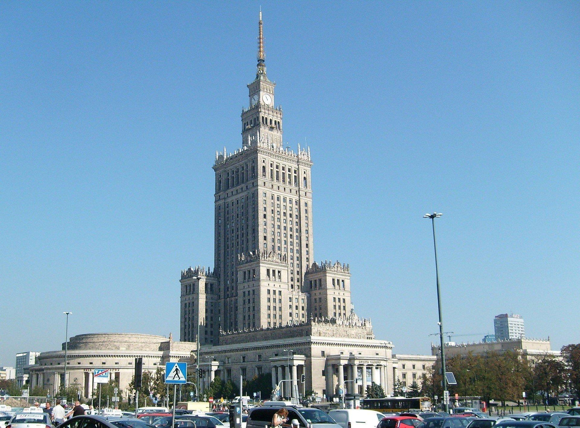 Srodmiescie, Warsaw