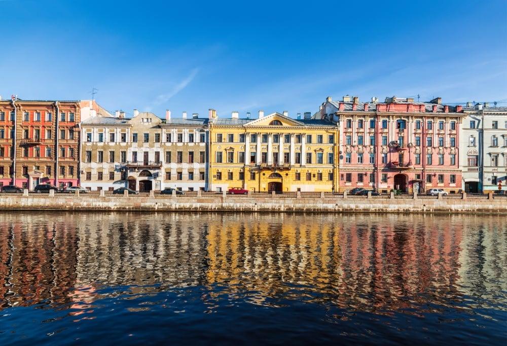 St. Petersburg Apartment