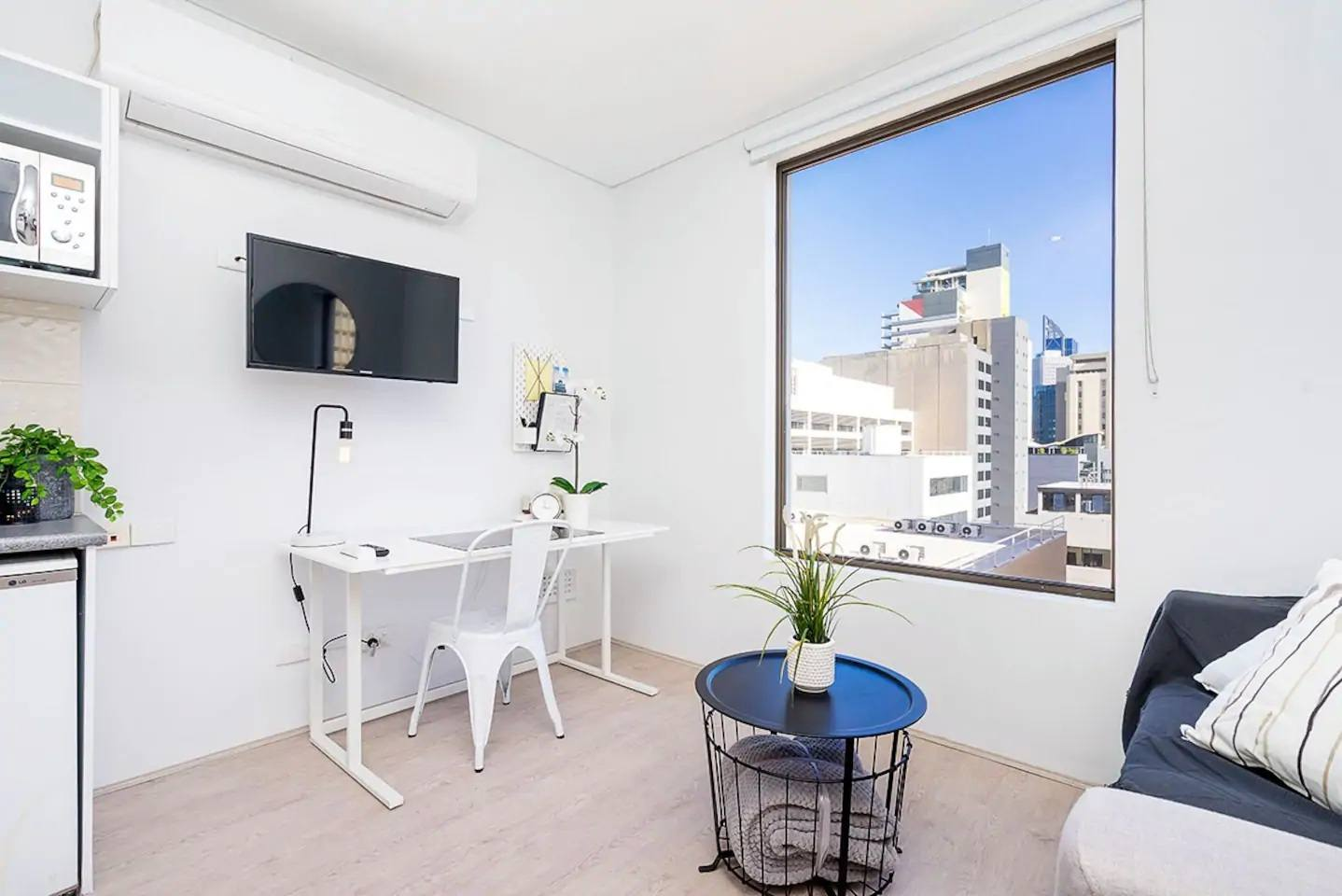 Studio apartment in the heart of the CBD