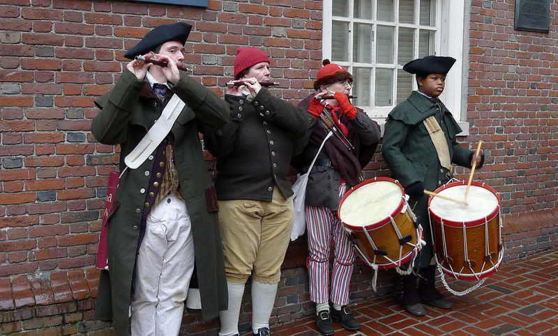 The Boston Tea Party Interactive Day-Trip