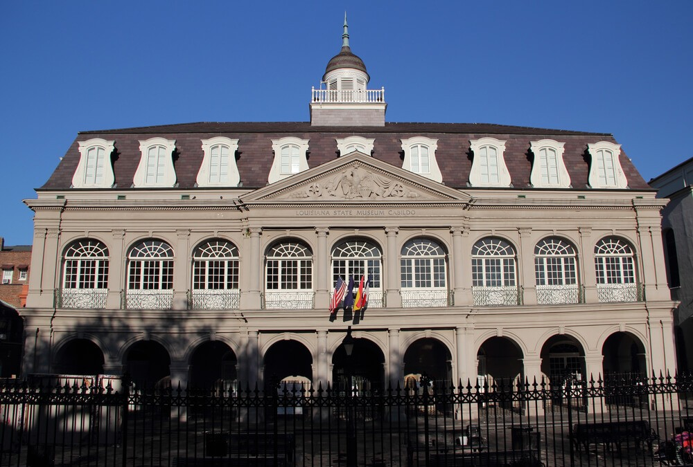 The Cabildo, New Orleans