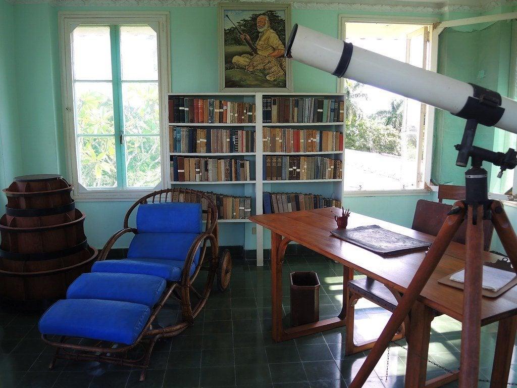 The Hemingway Museum