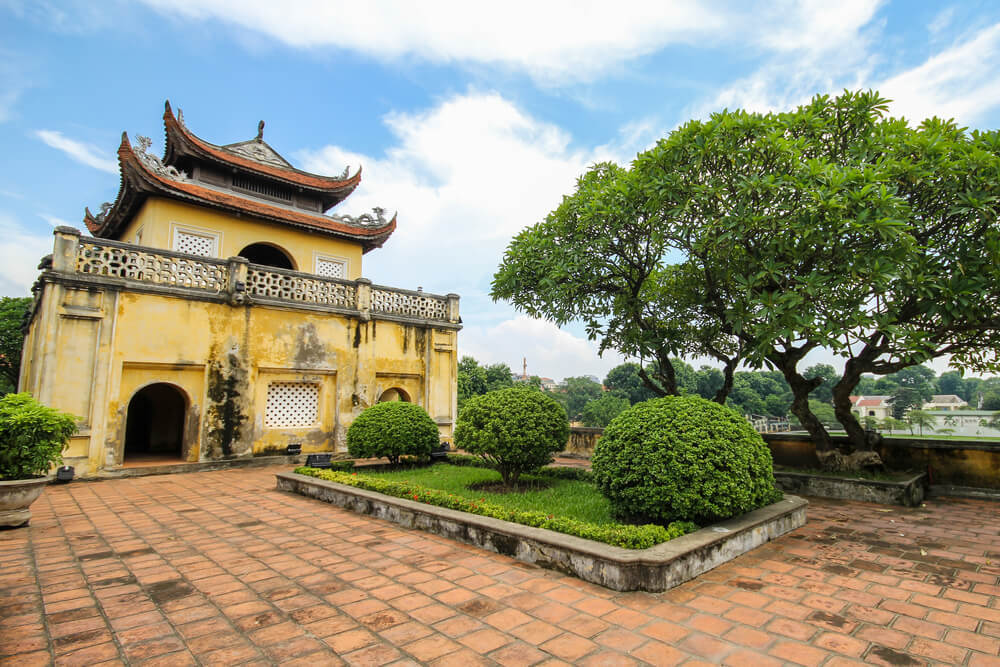 The Imperial Citadel of Thang Long, Hanoi