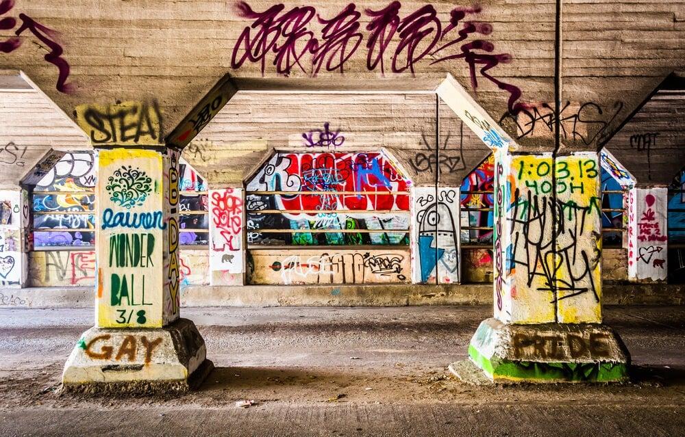 The Krog Street Tunnel