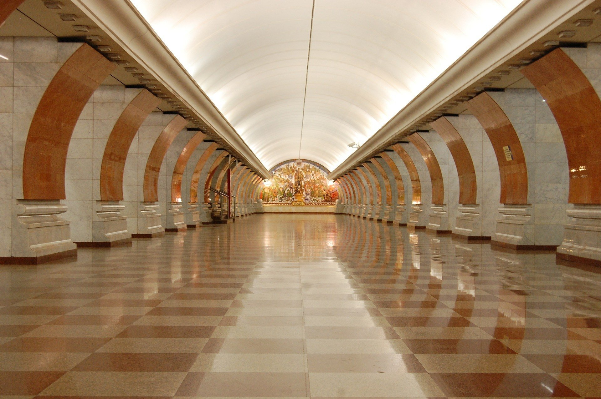 The Moscow Metro, Moscow