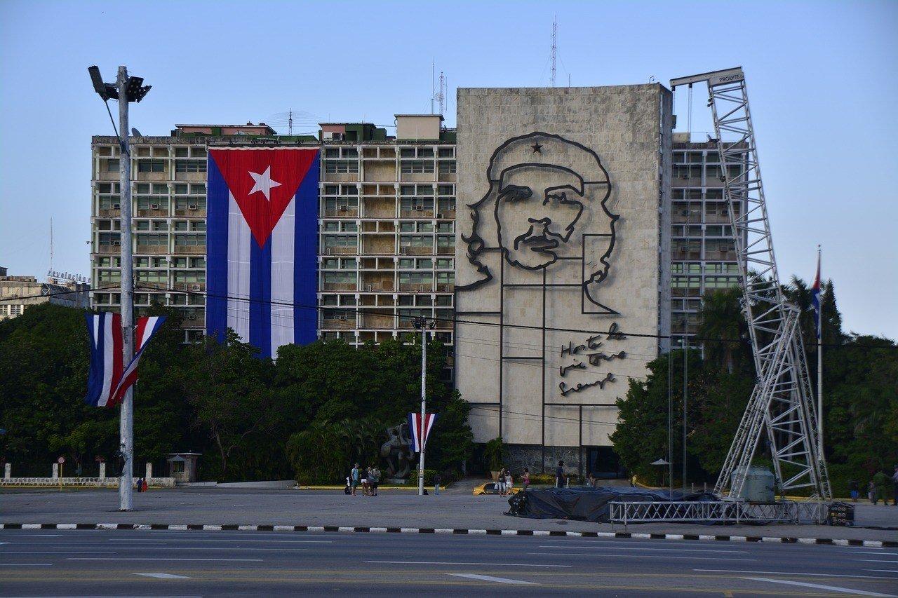 The Plaza de la Revolución