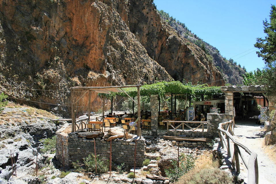 The Samaria Gorge Hike from Chania or Rethymno
