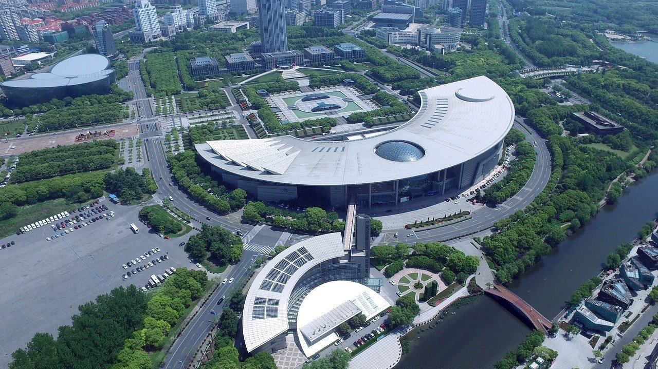 The Shanghai Science and Technology Museum