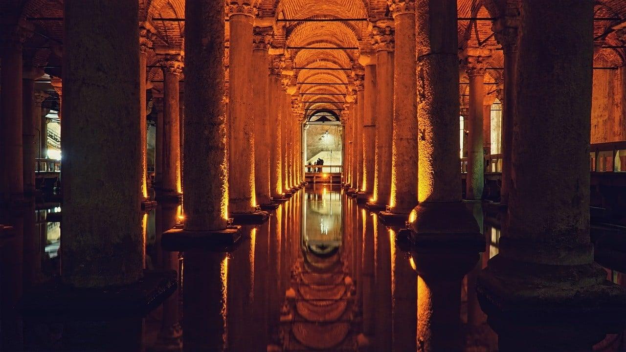 The Underground Cistern