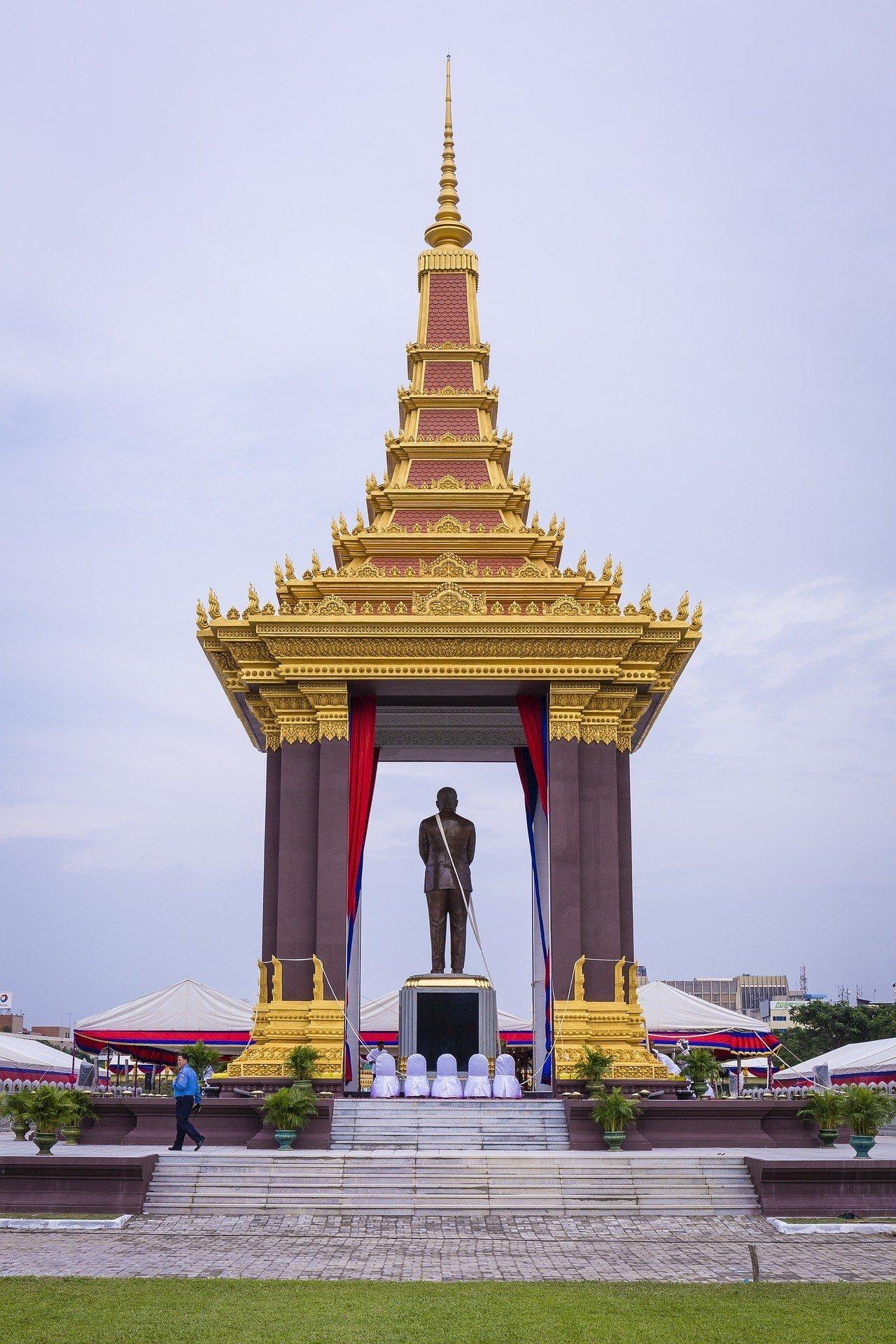 Tonle Bassac, Phnom Penh