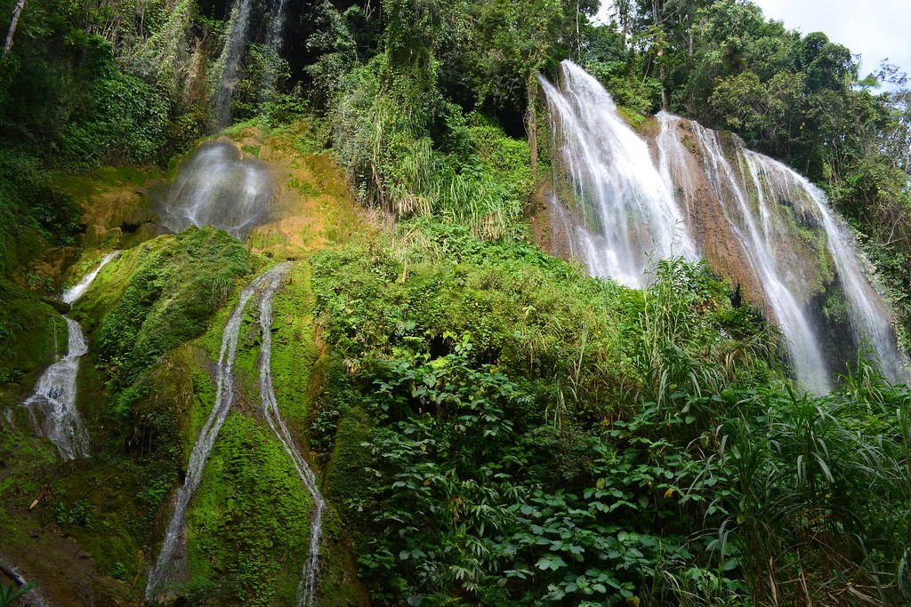 Topes de Collantes National Park