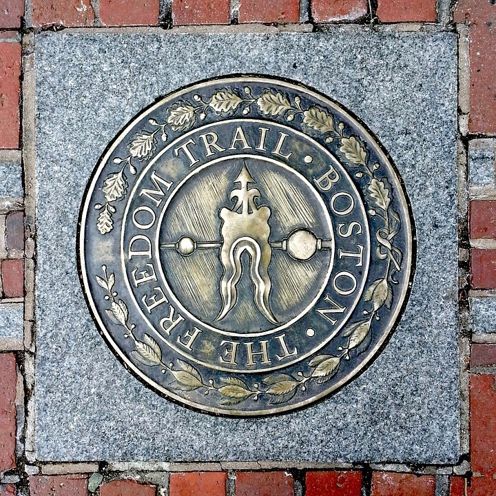 Walk Along the Freedom Trail