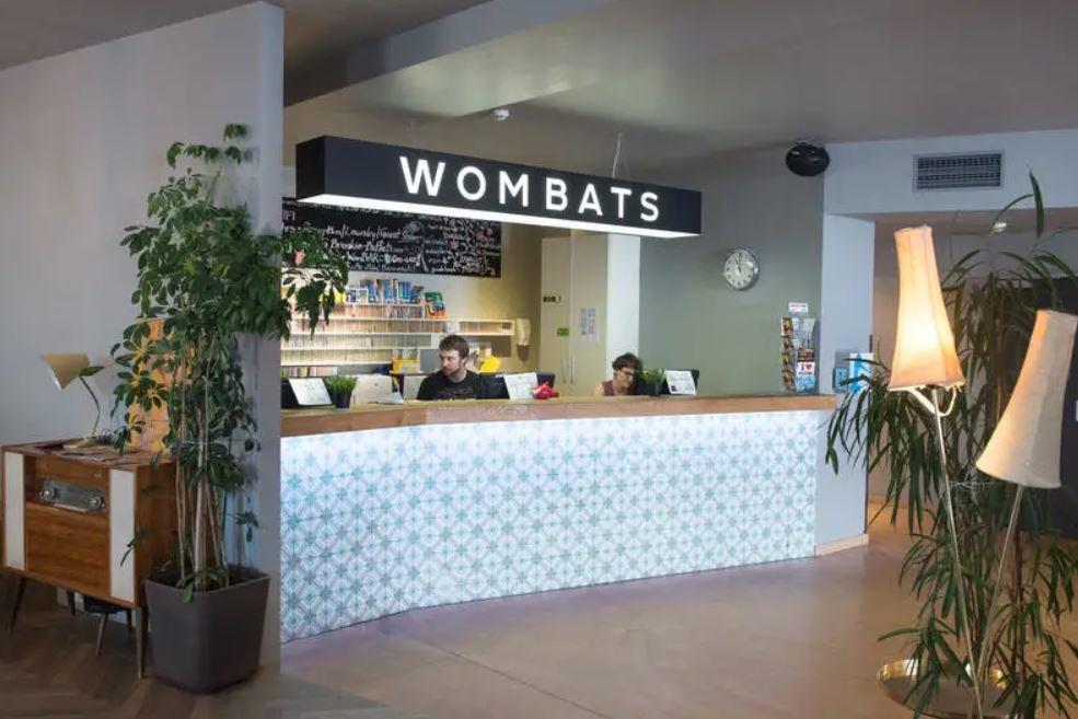 Wombats City Hostel Vienna - The Naschmarkt2