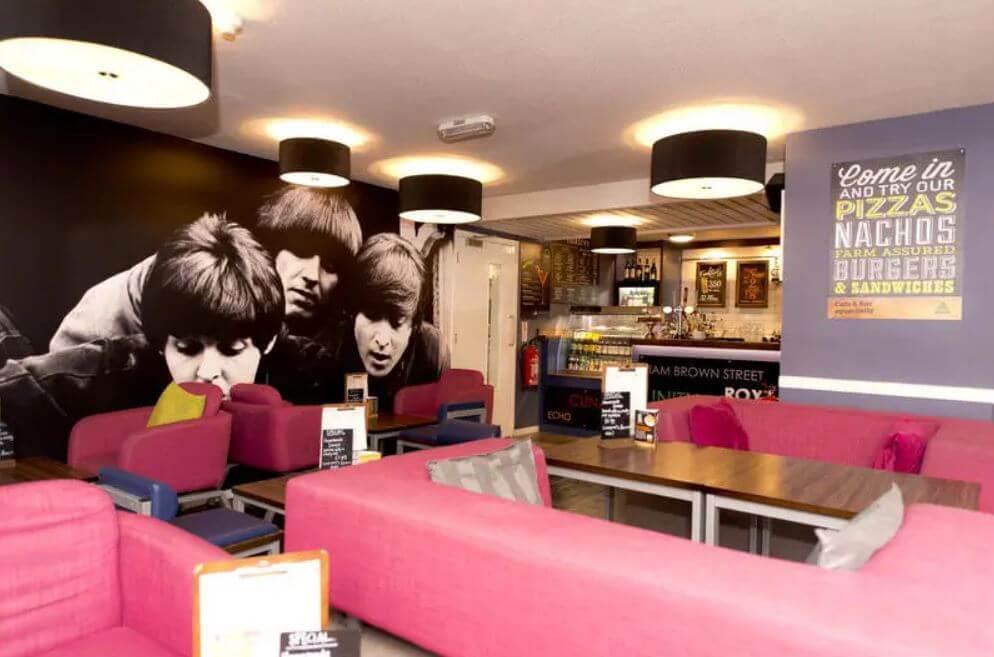 best hostel in liverpool
