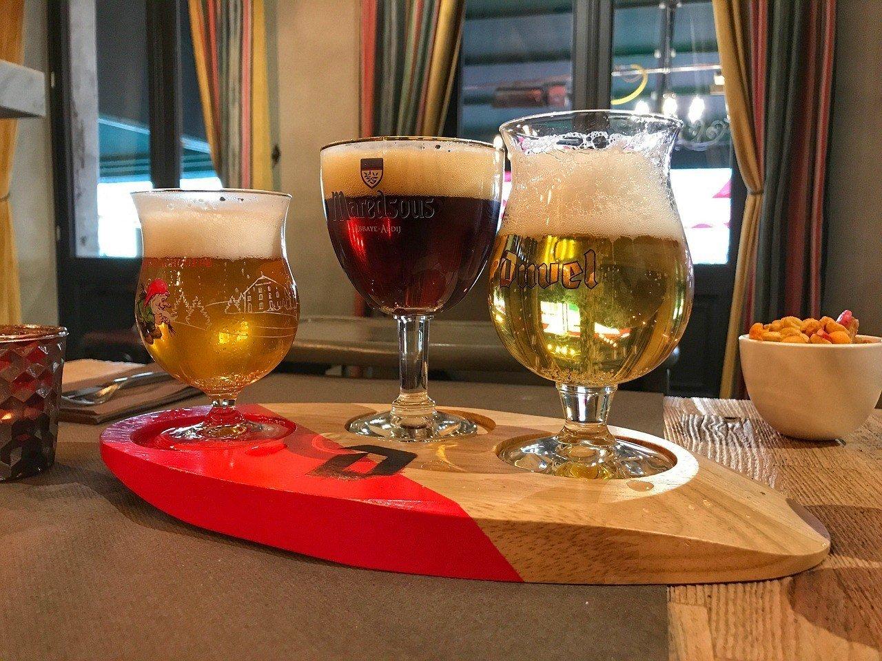 Bruges nightlife