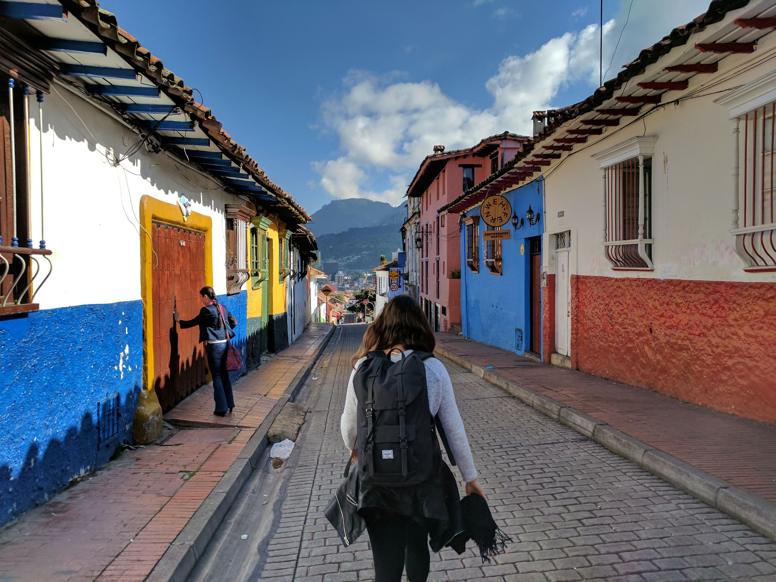 bogota safe solo female traveler