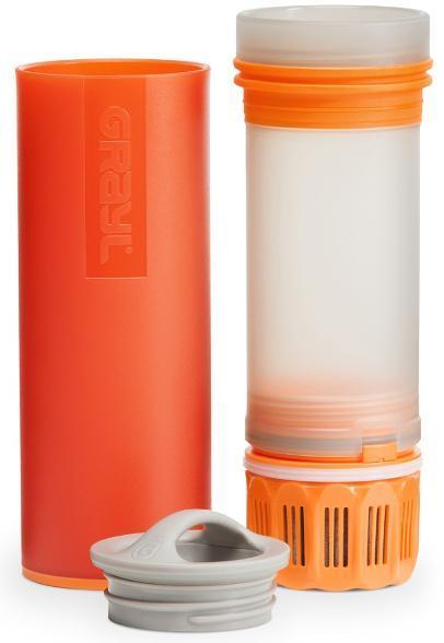 Grayl Ultralight Water Purifier Bottle - Best Ultralight Filtered Water Bottle