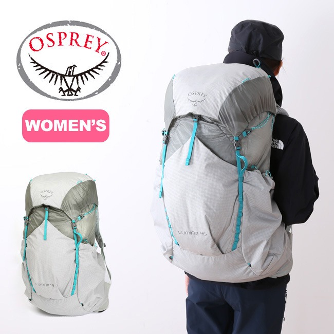 women osprey lumina 60 review