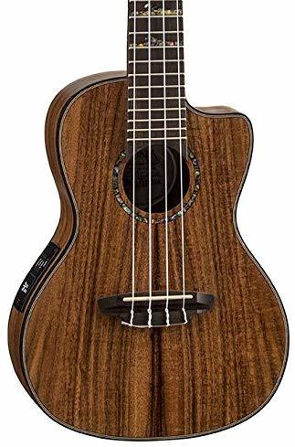 The Luna High Tide Concert Ukulele - a ukulele for travel