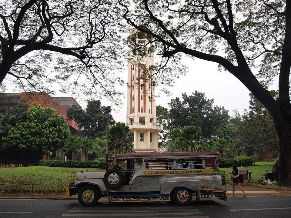 manila safe public transportation