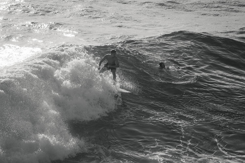 mahana point surfing nusa lembongan