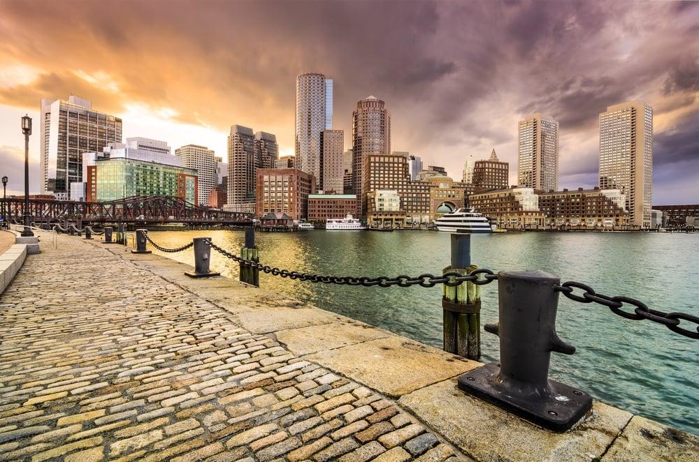 Boston Harbor Walk, Boston