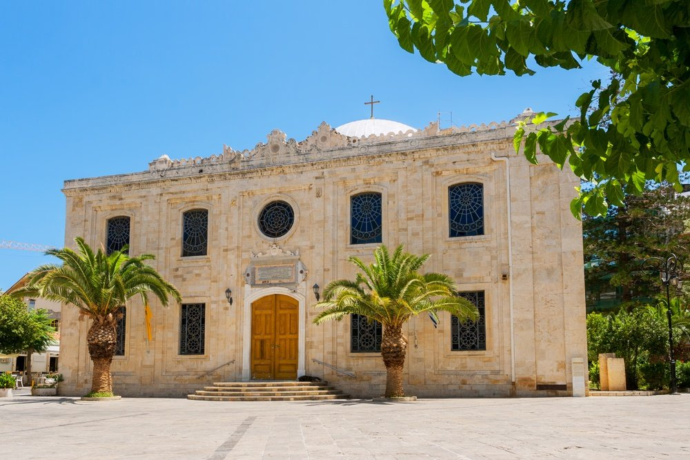 Heraklion's Old Town
