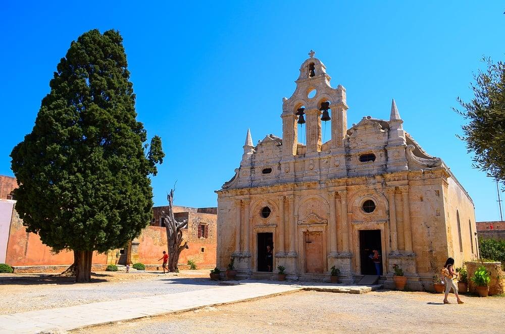 Crete itinerary