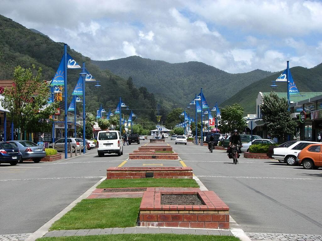 Picton is a definite for anyone touring the South Island of New Zealand starting with the ferry