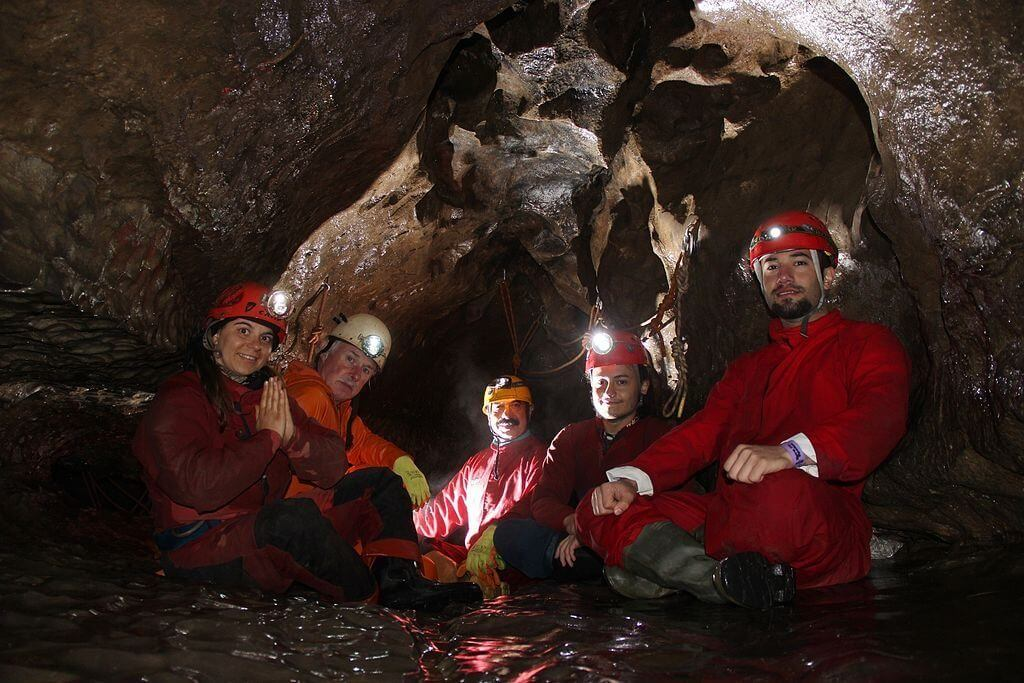 Intricate caves make for some of New Zealand's uneplored places