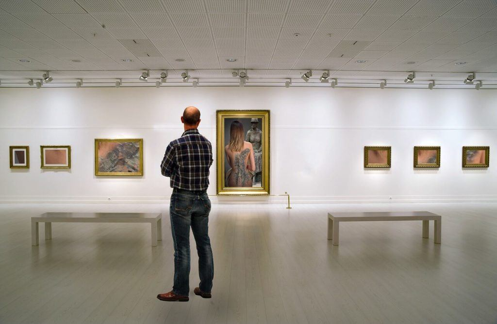 There's lots of good art and galleries in Nelson