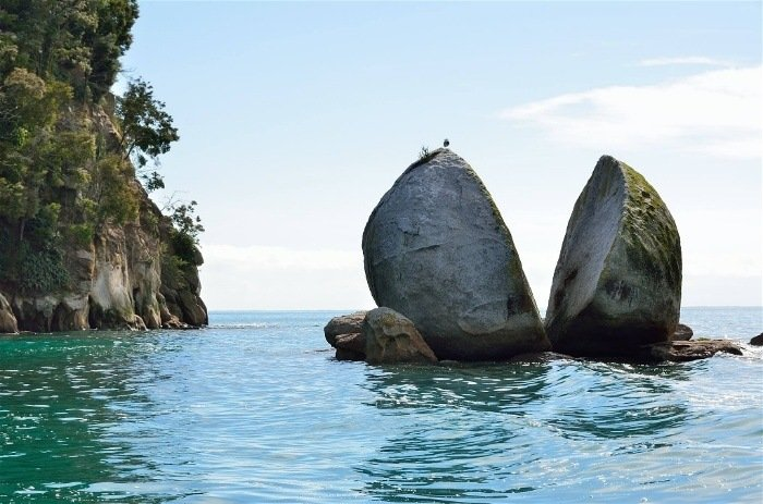 The Abel Tasman National Park is a must go for New Zealand's great walks