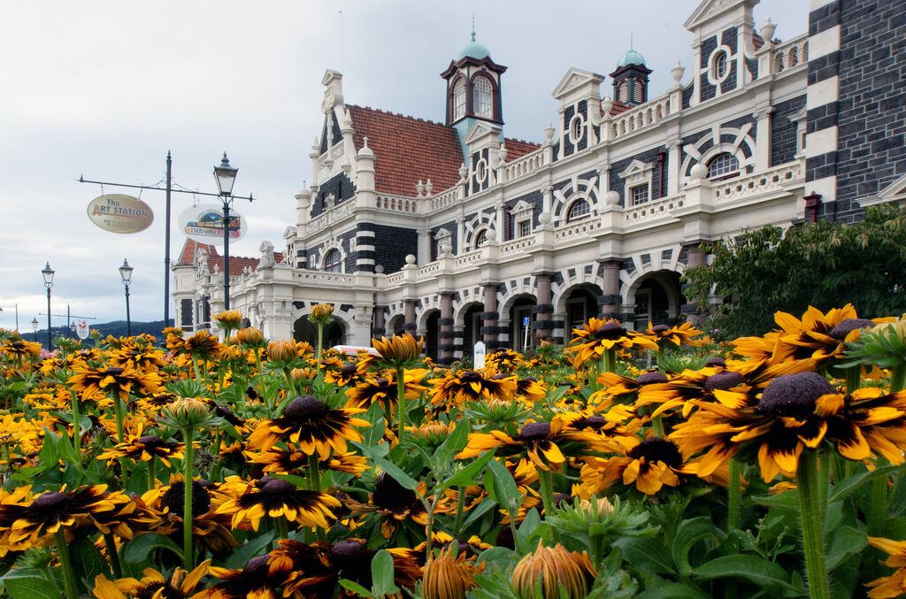 Dunedin is a personal entry on the New Zealand South Island itinerary for me