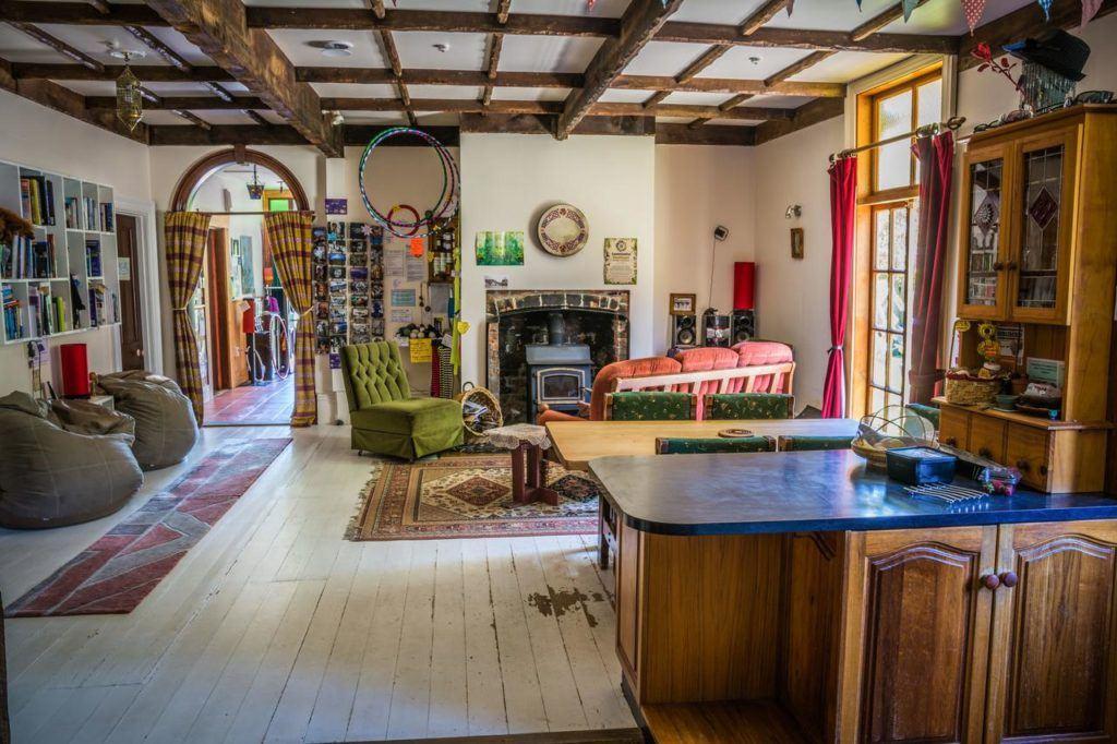 Juggler's Rest is the Best Hostel in Picton