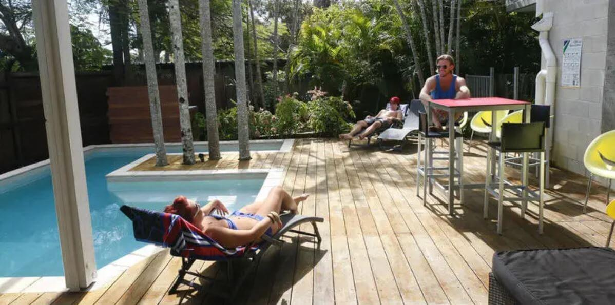 Best hostel in the Sunshine Coast: Noosa Flashpackers