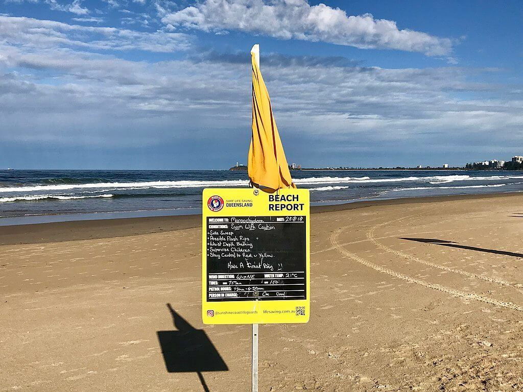 Follow basic beach safety on Australian beaches