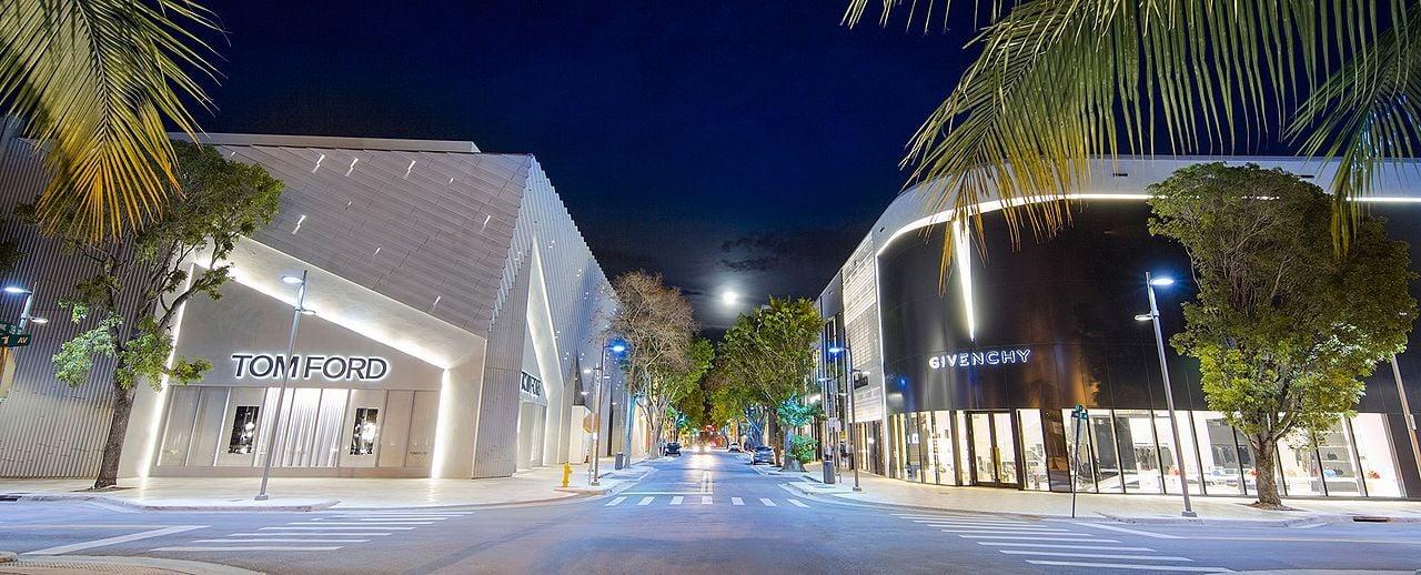 The miami design district