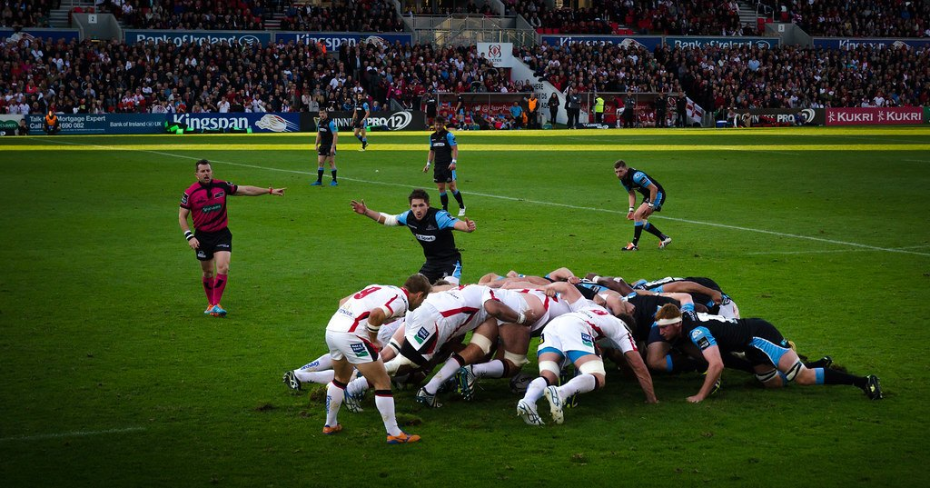 Attend a Rugby Match at Kingspan Stadium, Belfast