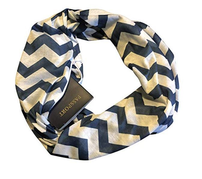 Active Roots Infinity Scarf