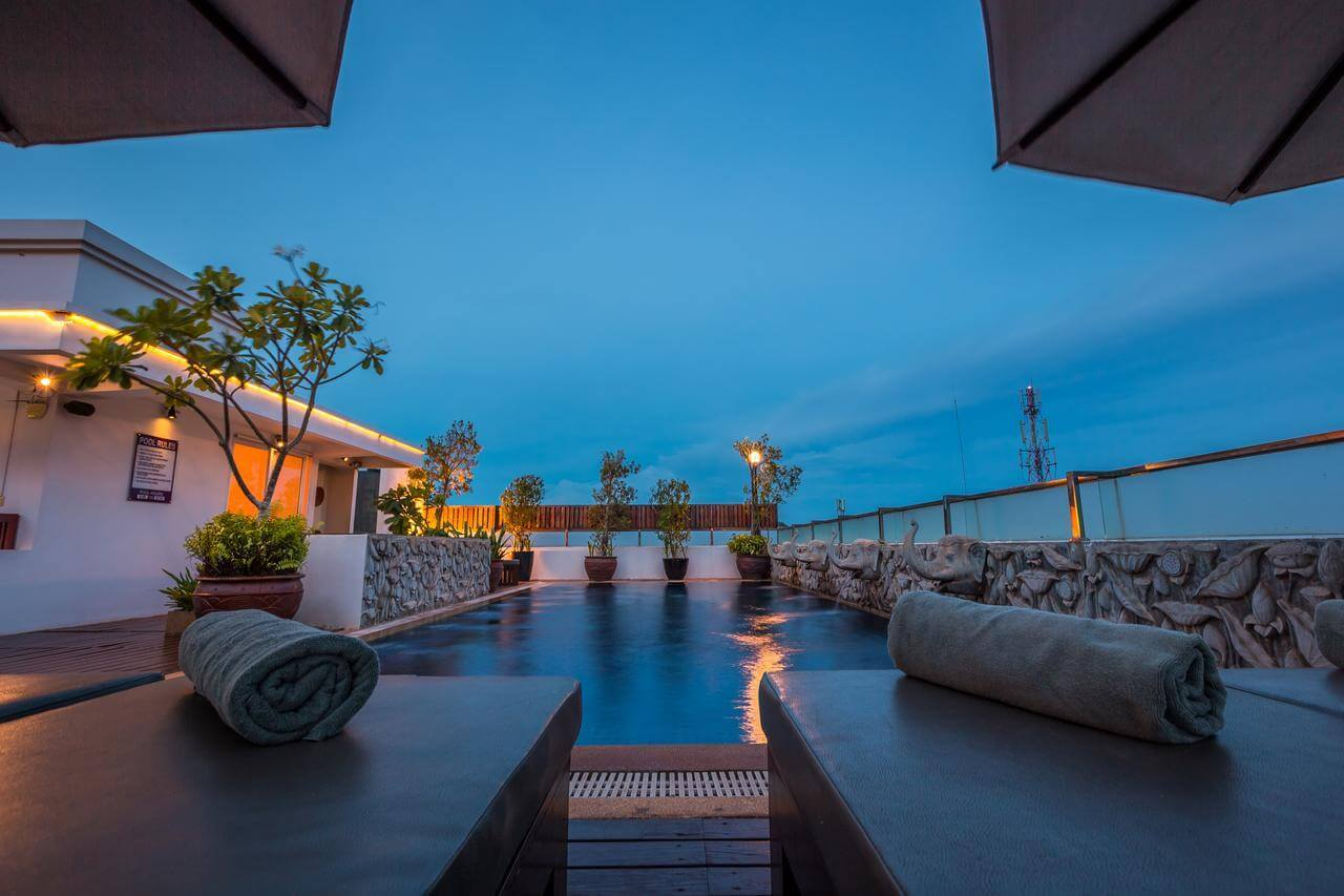 best luxury hotel in siem reap