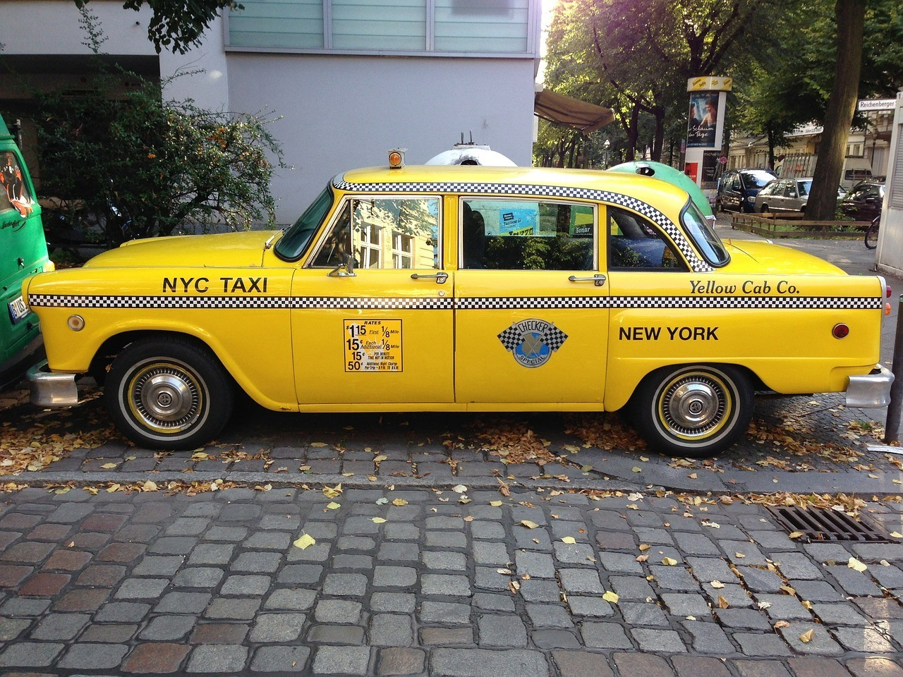 Are taxis safe in Berlin