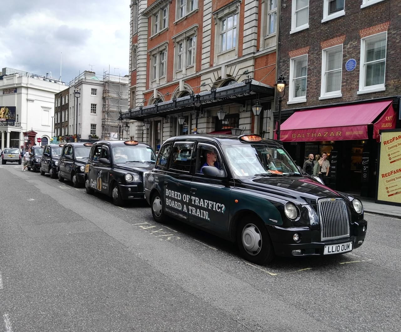 Are taxis safe in London