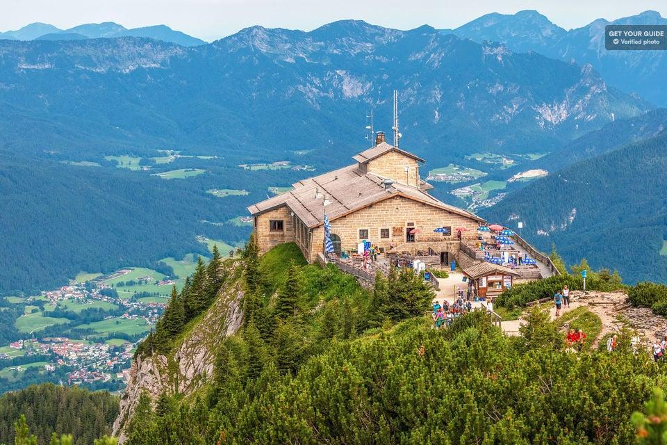 Berchtesgaden Foothills & Obersalzberg