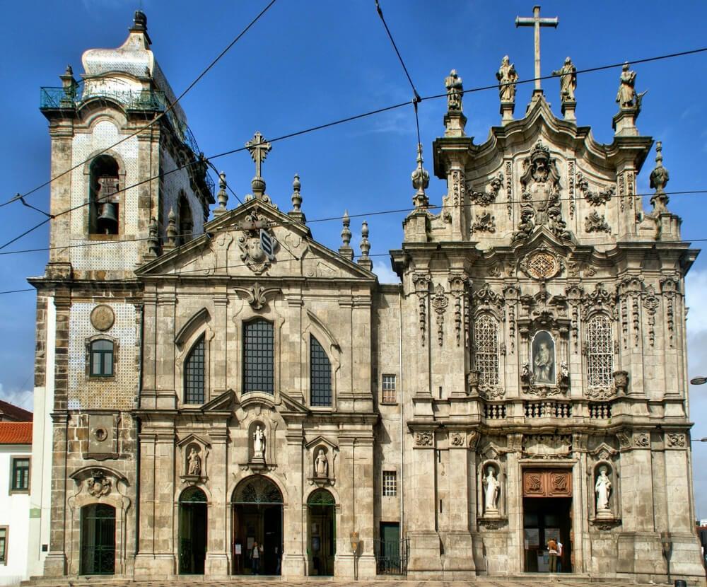 Carmo and Carmelita Churches