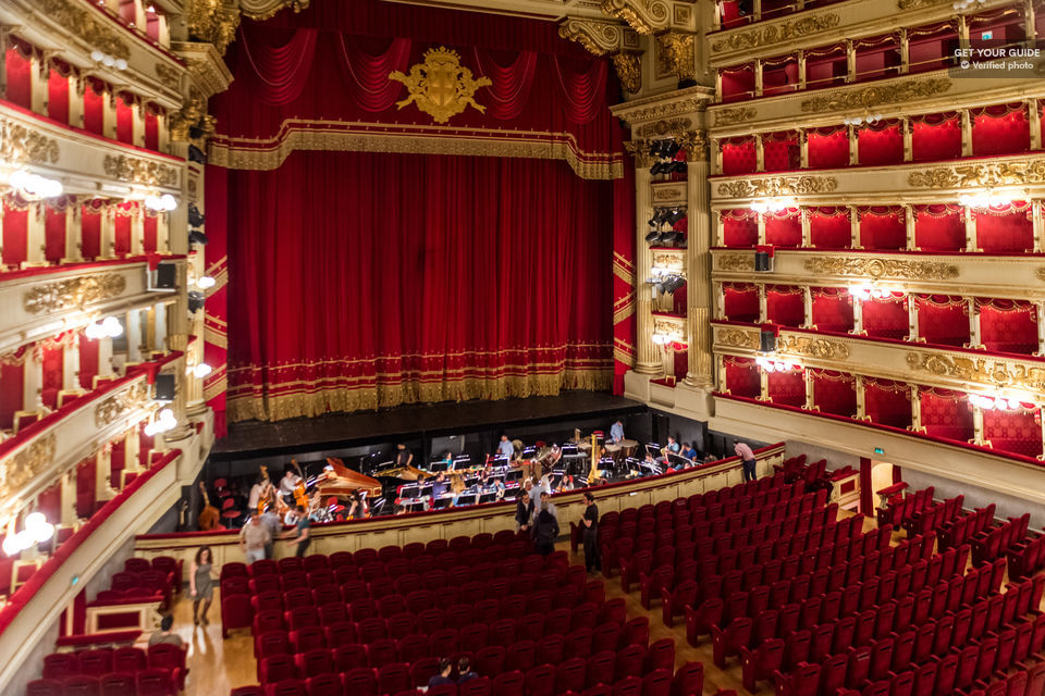 Catch a Performance at the Teatro Alla Scala