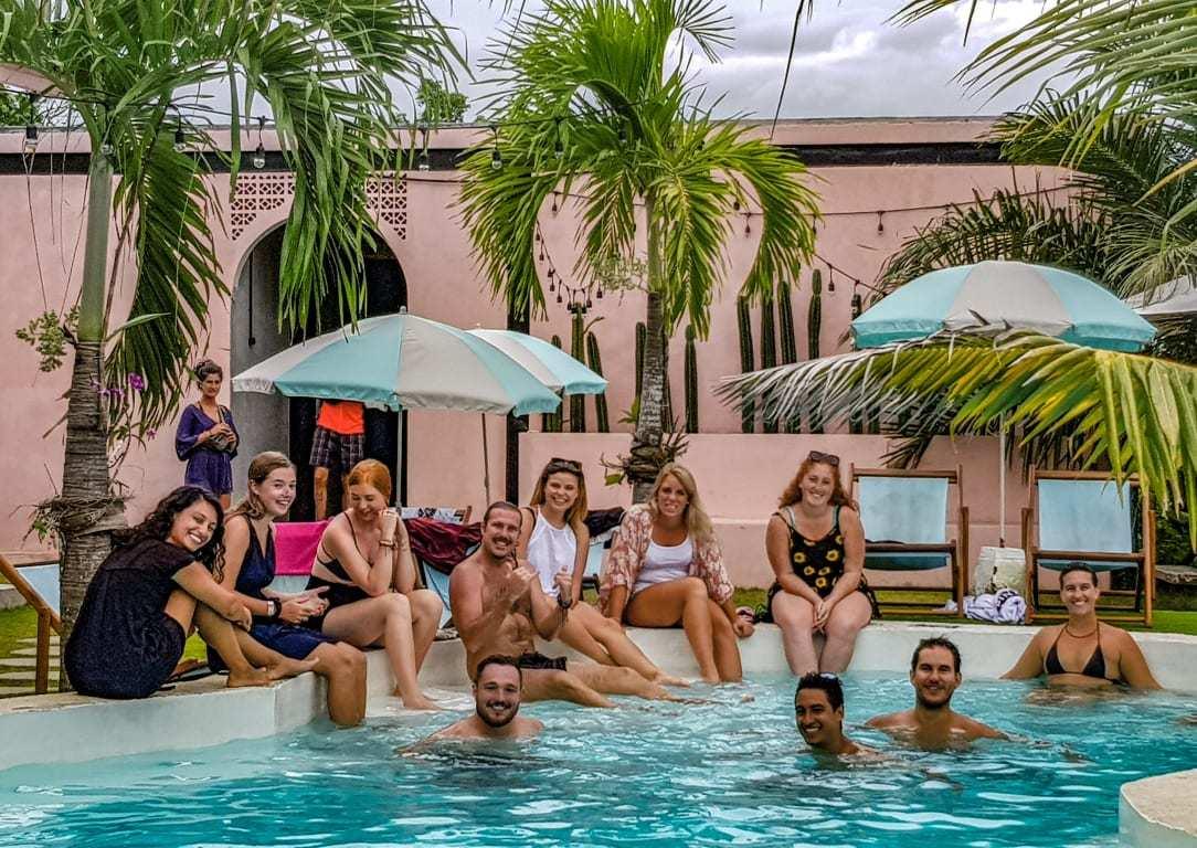 best hostels in canggu