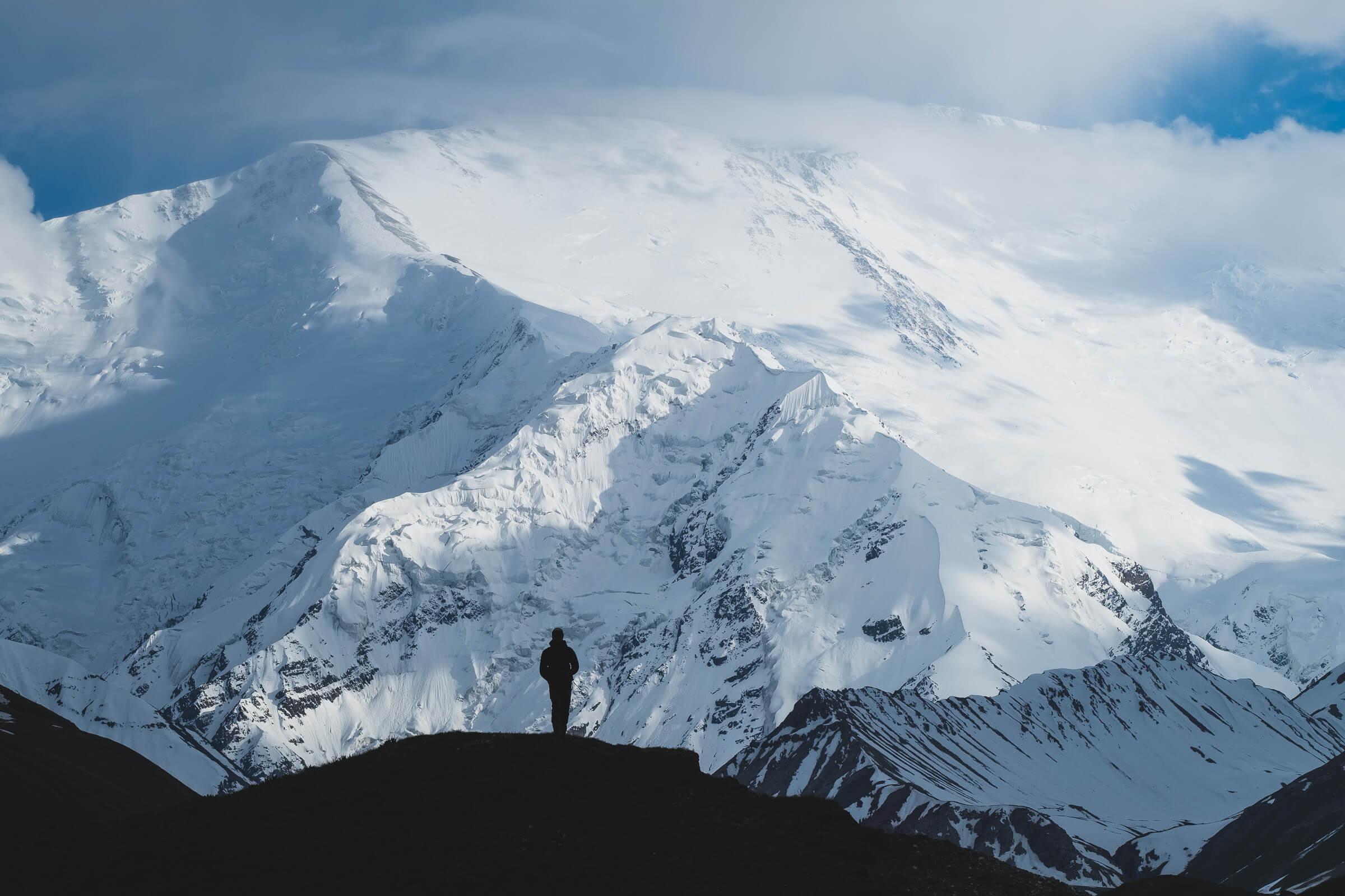tulpar kol pik lenin kyrgyzstan